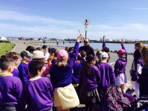 Year Five Visit Cardiff Bay