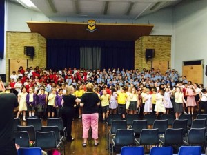 Duffryn High Transition Concert