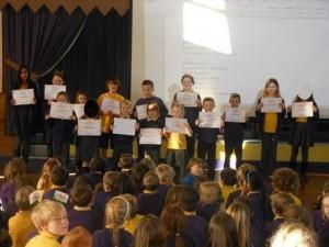 Celebration assembly 15-1-16